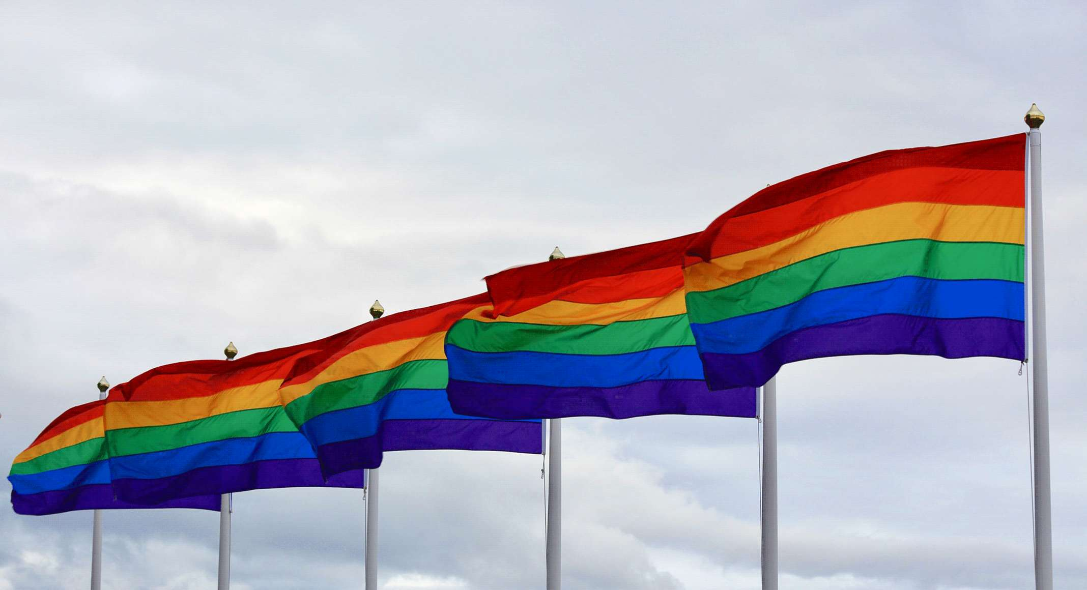 Gay Flags